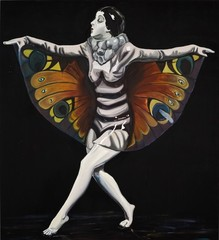 Butterfly, Amy Bessone