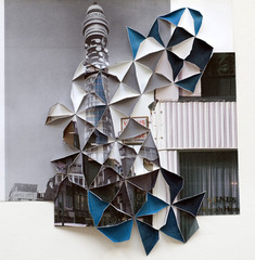 Post Office Tower 1989/1999,Abigail Reynolds
