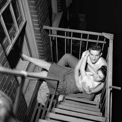 Young lovers, Stanley Kubrick