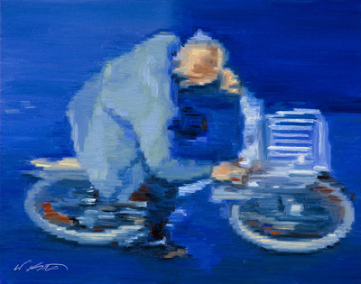 As_cropped12_keating_old_man_bicycling_paris_oil_on_canvas_2009_14x11