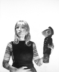 Toy Bear, Mercedes Helnwein