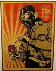 Toxic Inspector,Shepard Fairey