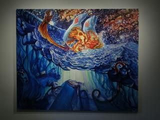 """Aqua-Calamity"", Jeremy Somer"