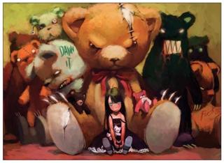 evil teddy, Cuson Lo