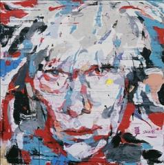 任震宇Ren Zhenyu,安迪.沃霍尔Andy Warhol,