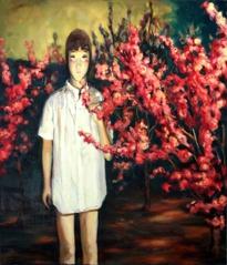 Peach Blossom, Liu RuiZhao