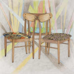 Musical Chairs (from Reborn series), Desiree Holman