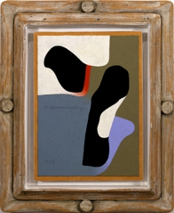 Scissors, Frederick Hammersley