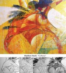 Cerberus, Matthew Stork
