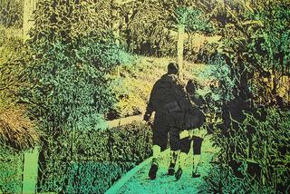 Autumn Strollers, Lucinda Luvaas