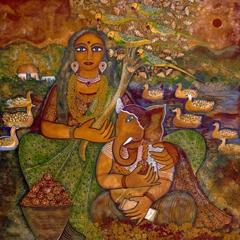Ganesh Janani, Jayasri Burman