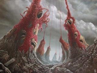 Spirits of the Dead Land, Ian Nitta