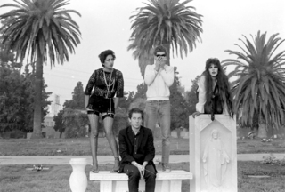 The Bags, Hollywood Forever Cemetery,Dawn Wirth