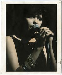 Teresa Covarrubias at Al's Bar, Linda Posnick
