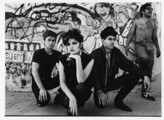 Rudy Medina, Teresa Covarrubias and Sid Medina, Artist unknown