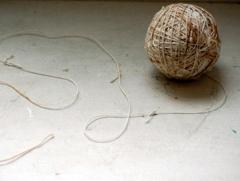 String-ball