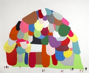 Giant Sculpture   , Megan Whitmarsh
