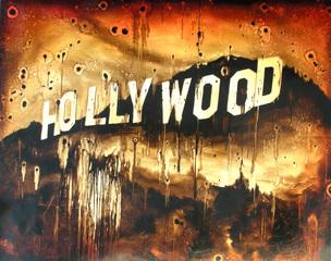 Hollywood Sign, Edward Walton Wilcox