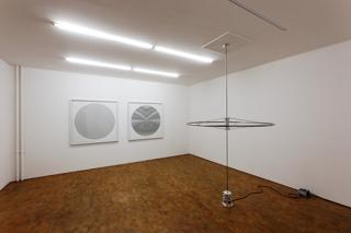 Installation view, Tommi Grönlund, Petteri Nisunen
