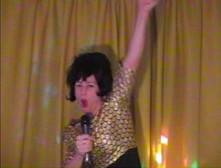 Stage Struck, Jessica Voorsanger