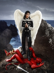 Michael Jackson (Archangel),David LaChapelle