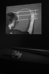 Mirage (installation detail), Joan Jonas