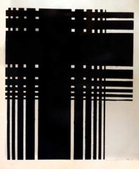 Noir et blanc, Sonia Delaunay