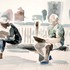 City_people_drawing_