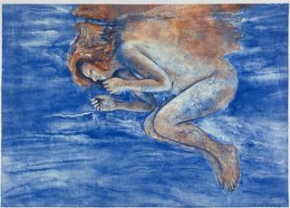 Waterborn, Ruth Weisberg