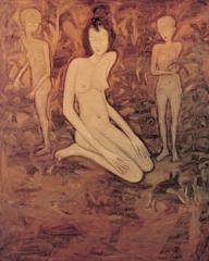 Oil Painting 5 , Yu Peng