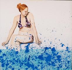 Brianna by the Pool, Paulina Swietliczko