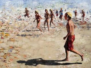 Beach Boy, Julia Katz