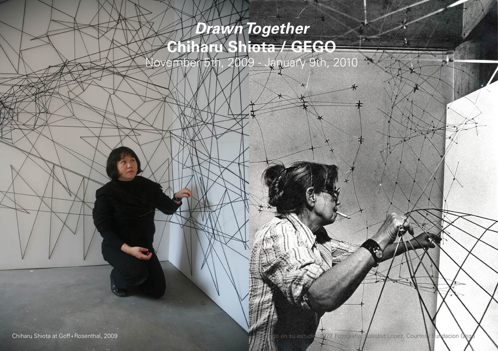 ArtSlant - Chiharu Shiota