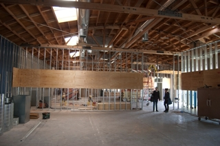 New Culver City space,