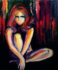 The Flame, Aja Ann Trier