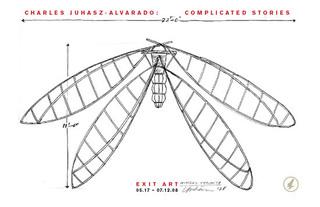 announcement poster, Charles Juhasz-Alvarado