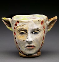 All Ears cup #13679,Debra Fritts