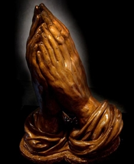Praying Hands, Jessica Goldfinch