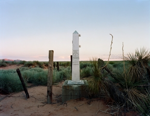 Border Monument 4, David Taylor