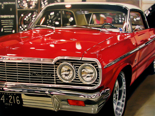 Red Impala , Cheryl Kelley