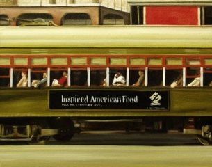 Inspired American Food, Allan Gorman