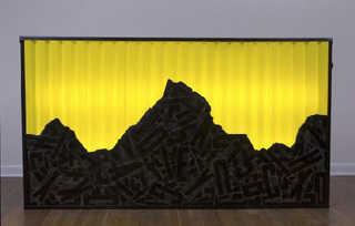 Message Mountain, James Davis