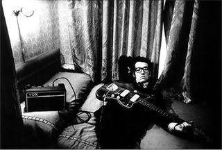 Anton Corbijn: Elvis Costello, Amsterdam,