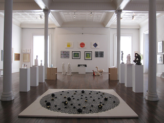 Main Gallery View, WAH Center Collection