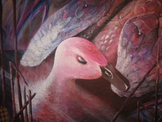 Hiding in the Los Cerritos Wetlands, Douglas C Orr