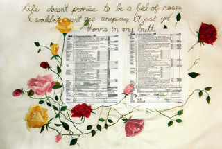 Embroidery, Shawnee Barton