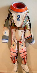 Bulldog II (Space Suit), Betsy Odom