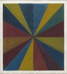Colors from the Center,Sol LeWitt