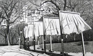 The Gates of Central Park, DeAnn Prosia