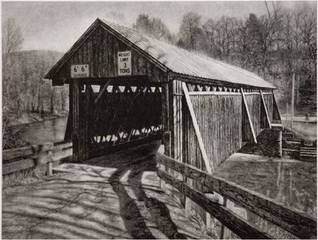 Beaverkill Bridge, New York, Takuji Kubo